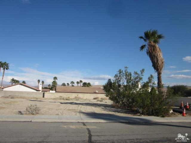 0 Medano Road, Cathedral City, CA 92234 (MLS #218009736) :: The John Jay Group - Bennion Deville Homes