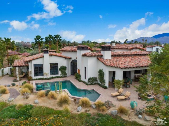 80330 Via Capri, La Quinta, CA 92253 (MLS #218009806) :: The John Jay Group - Bennion Deville Homes