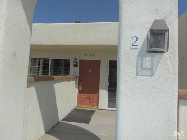 43712 Avenida Alicante 402-3, Palm Desert, CA 92211 (MLS #218009958) :: Team Wasserman