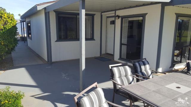73450 Country Club Drive #349, Palm Desert, CA 92260 (MLS #218009980) :: Hacienda Group Inc