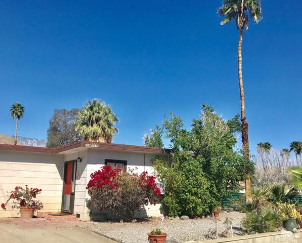 38251 Bel Air Drive, Cathedral City, CA 92234 (MLS #218010296) :: The John Jay Group - Bennion Deville Homes