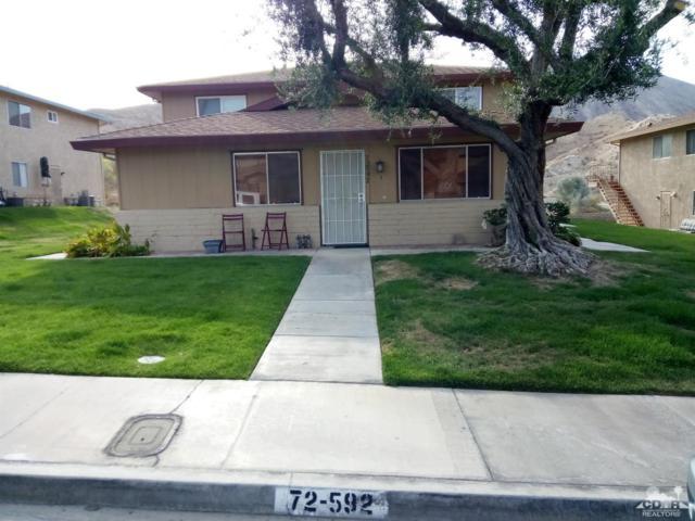 72592 Egdehill Drive #1, Palm Desert, CA 92260 (MLS #218010472) :: Deirdre Coit and Associates