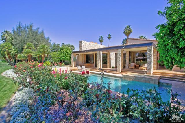 37675 Thompson Road, Rancho Mirage, CA 92270 (MLS #218010556) :: Brad Schmett Real Estate Group