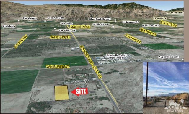 0 Hernandez Lane, Thermal, CA 92274 (MLS #218010560) :: Brad Schmett Real Estate Group