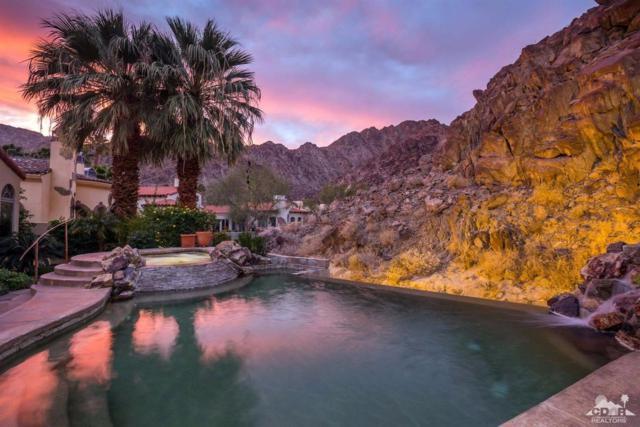 48730 Via Linda, La Quinta, CA 92253 (MLS #218010598) :: The John Jay Group - Bennion Deville Homes