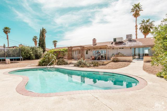 4865 Sunmore Parkway, 29 Palms, CA 92277 (MLS #218010994) :: The John Jay Group - Bennion Deville Homes