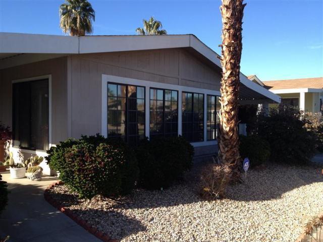 73450 Country Club Drive #78, Palm Desert, CA 92260 (MLS #218011090) :: Hacienda Group Inc