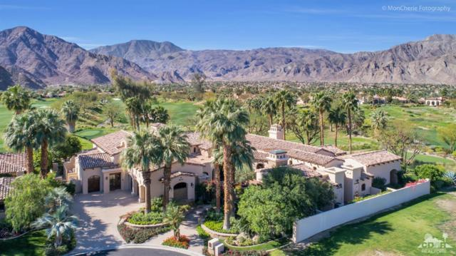 78345 Coyote Canyon Court, La Quinta, CA 92253 (MLS #218011220) :: The John Jay Group - Bennion Deville Homes