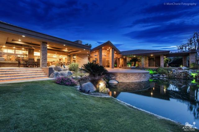 80950 Vista Bonita Trail, La Quinta, CA 92253 (MLS #218011222) :: The John Jay Group - Bennion Deville Homes
