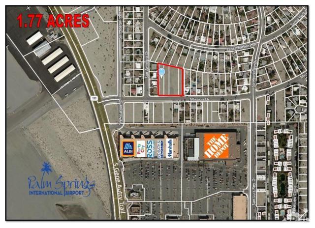 0 Mission Drive, Cathedral City, CA 92234 (MLS #218011238) :: Team Wasserman
