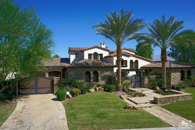 80740 Via Portofino, La Quinta, CA 92253 (MLS #218011276) :: The John Jay Group - Bennion Deville Homes
