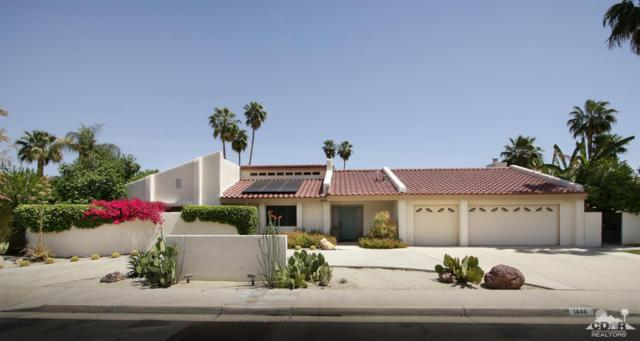1444 S San Mateo Drive, Palm Springs, CA 92264 (MLS #218011470) :: The John Jay Group - Bennion Deville Homes