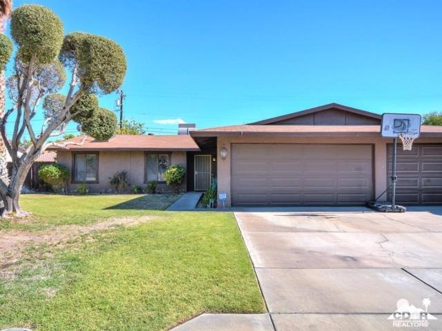 69345 Nilda Drive, Cathedral City, CA 92234 (MLS #218011710) :: Team Wasserman