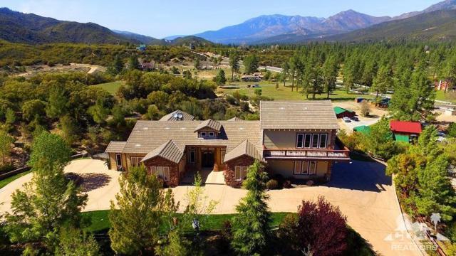 36101 Chimney Rock Road, Mountain Center, CA 92561 (MLS #218011896) :: The John Jay Group - Bennion Deville Homes
