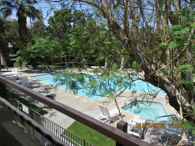 751 N Los Felices Circle W #210, Palm Springs, CA 92262 (MLS #218012138) :: Deirdre Coit and Associates