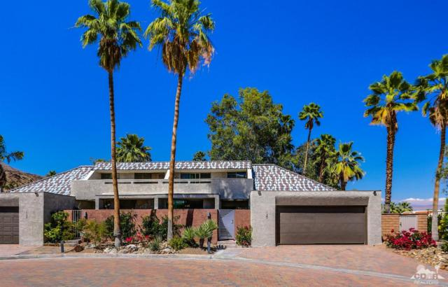 120 E Perlita Circle, Palm Springs, CA 92264 (MLS #218012326) :: Brad Schmett Real Estate Group
