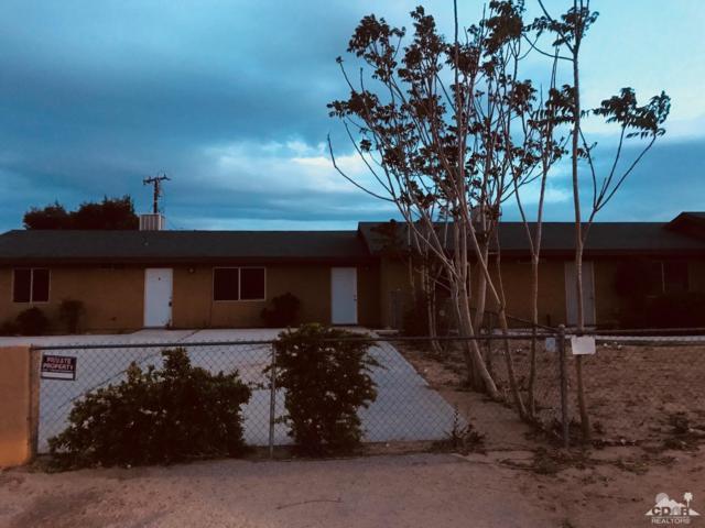 58785 Barron Drive Abc, Yucca Valley, CA 92284 (MLS #218012632) :: Team Wasserman