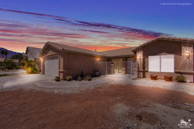 69814 Fatima Way, Cathedral City, CA 92234 (MLS #218012862) :: The John Jay Group - Bennion Deville Homes