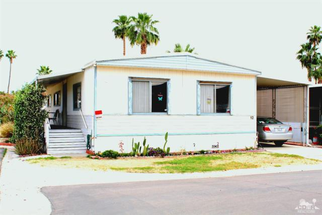 12 Oasis Pl, Cathedral City, CA 92234 (MLS #218013002) :: Deirdre Coit and Associates