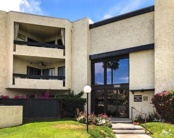1550 S Camino Real #319, Palm Springs, CA 92264 (MLS #218013012) :: Hacienda Group Inc