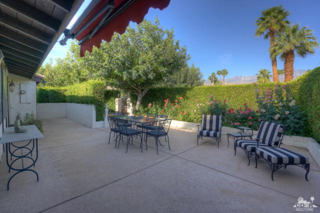 70070 Frank Sinatra Drive #12, Rancho Mirage, CA 92270 (MLS #218013074) :: Deirdre Coit and Associates