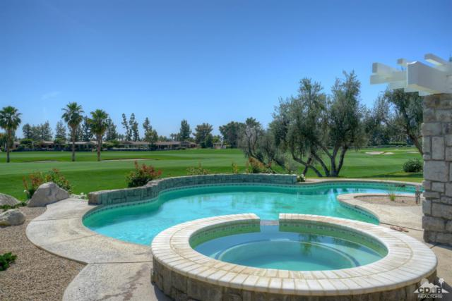 87 Mayfair Drive, Rancho Mirage, CA 92270 (MLS #218013086) :: The John Jay Group - Bennion Deville Homes