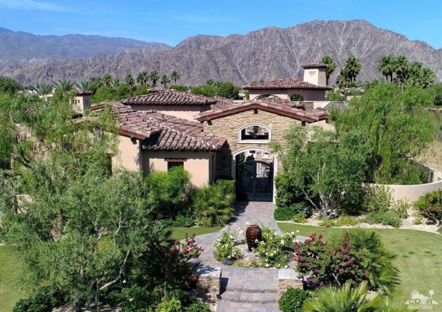 53323 Via Dona, La Quinta, CA 92253 (MLS #218013254) :: Brad Schmett Real Estate Group