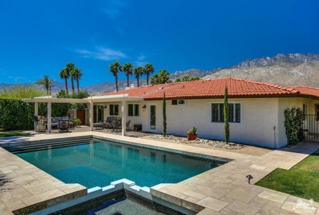 802 N Calle Quetzal, Palm Springs, CA 92262 (MLS #218013410) :: Team Wasserman