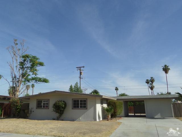 43850 Marigold Drive, Palm Desert, CA 92260 (MLS #218013522) :: Brad Schmett Real Estate Group