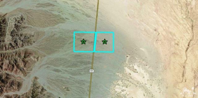 0 Rice Road, Desert Center, CA 92238 (MLS #218013644) :: The John Jay Group - Bennion Deville Homes