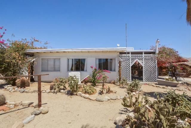30941 Sunny Rock Road, Desert Hot Springs, CA 92241 (MLS #218013698) :: Brad Schmett Real Estate Group