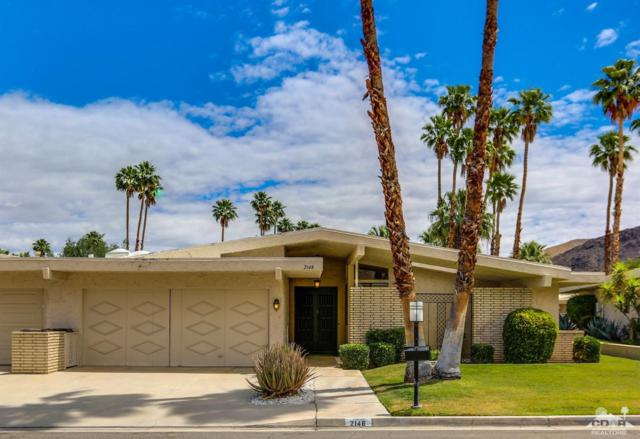 2148 S La Paz Way, Palm Springs, CA 92264 (MLS #218013924) :: Deirdre Coit and Associates