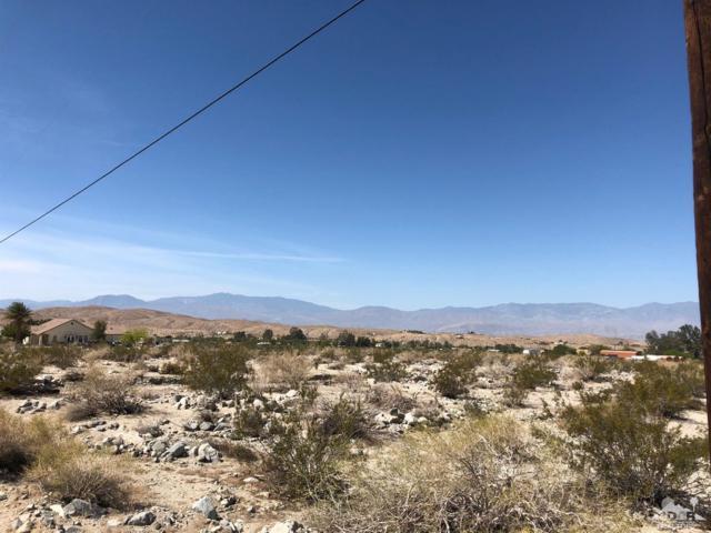 0 Pushawalla Street, Desert Hot Springs, CA 92241 (MLS #218013962) :: Deirdre Coit and Associates
