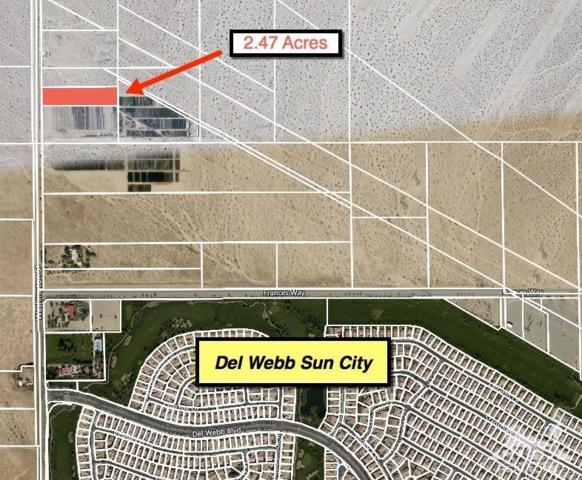 0 Washington Street N, Indio, CA 92276 (MLS #218014012) :: Brad Schmett Real Estate Group