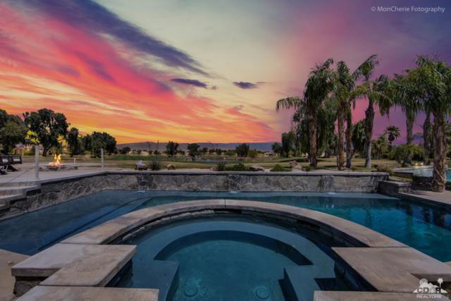 1 Via Las Flores, Rancho Mirage, CA 92270 (MLS #218014032) :: Brad Schmett Real Estate Group