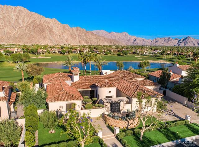53439 Via Strada, La Quinta, CA 92253 (MLS #218014304) :: Brad Schmett Real Estate Group