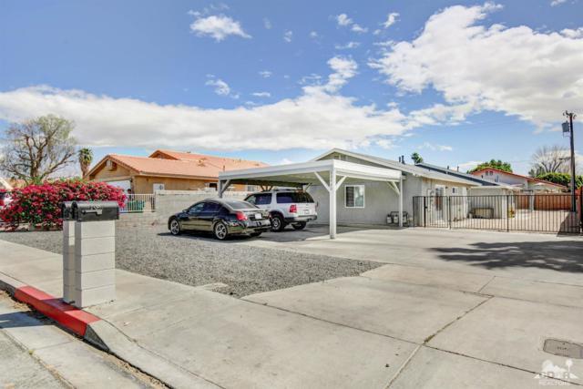 33560 Navajo Trail A & B, Cathedral City, CA 92234 (MLS #218014444) :: Hacienda Group Inc