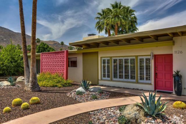 1126 N Riverside Drive, Palm Springs, CA 92264 (MLS #218014490) :: Deirdre Coit and Associates