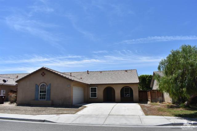 83175 El Greco Avenue, Coachella, CA 92236 (MLS #218014510) :: Deirdre Coit and Associates