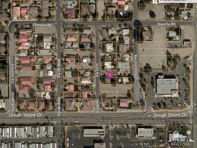 0 Via Echo, Cathedral City, CA 92234 (MLS #218014660) :: Team Wasserman