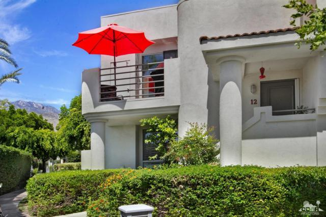 401 S El Cielo Road #12, Palm Springs, CA 92262 (MLS #218014718) :: Deirdre Coit and Associates