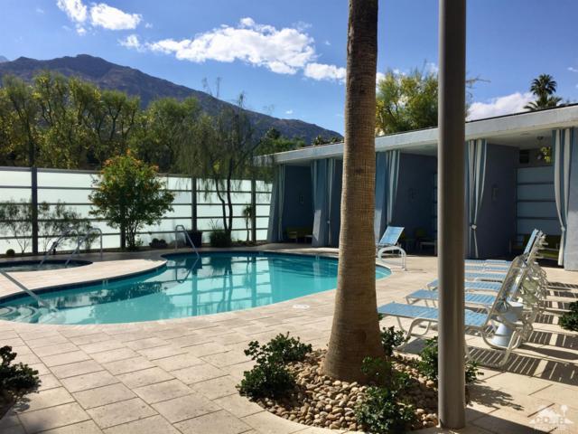 940 E Palm Canyon Drive Drive #102, Palm Springs, CA 92264 (MLS #218014798) :: Deirdre Coit and Associates