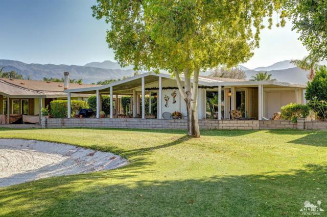 73450 Country Club Drive #329, Palm Desert, CA 92260 (MLS #218014800) :: Hacienda Group Inc