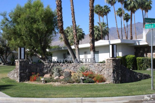 2349 Paseo Del Ray, Palm Springs, CA 92264 (MLS #218014902) :: Brad Schmett Real Estate Group