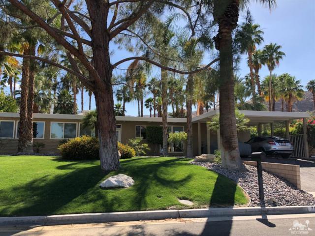 71355 Halgar Road, Rancho Mirage, CA 92270 (MLS #218014904) :: Team Wasserman
