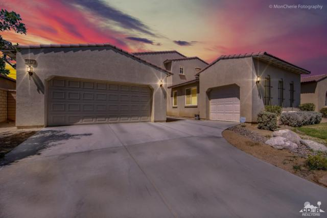 82820 Mount Riley Drive, Indio, CA 92203 (MLS #218015474) :: The Jelmberg Team