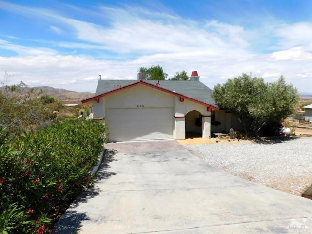 61864 Alta Mura Drive, Joshua Tree, CA 92252 (MLS #218015738) :: Team Wasserman
