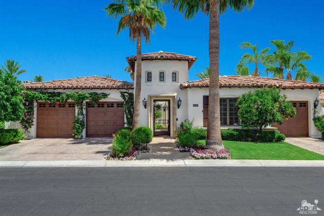 76280 Via Chianti, Indian Wells, CA 92210 (MLS #218016206) :: The Jelmberg Team