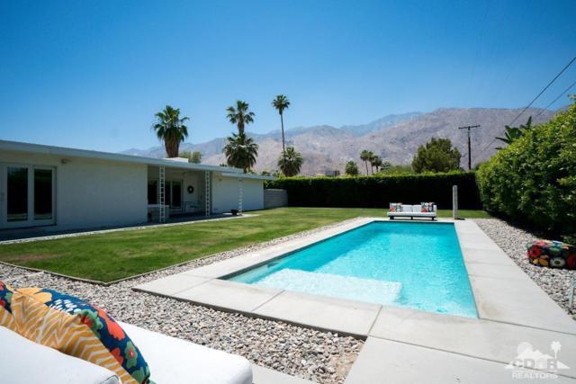 1272 N Riverside Drive, Palm Springs, CA 92264 (MLS #218016524) :: Brad Schmett Real Estate Group