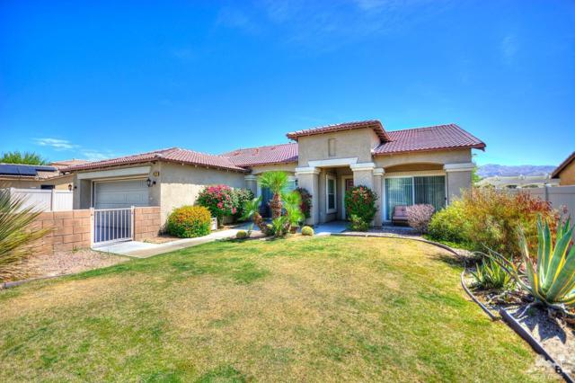 9222 Silver Star Avenue, Desert Hot Springs, CA 92240 (MLS #218016530) :: The John Jay Group - Bennion Deville Homes